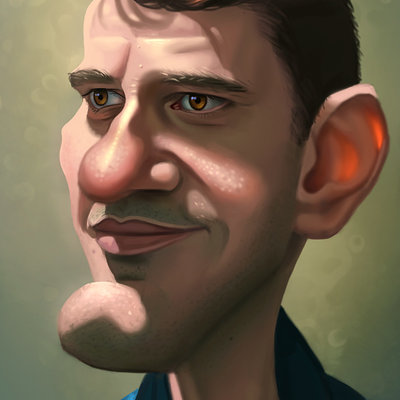 George patsouras heraclescaricature