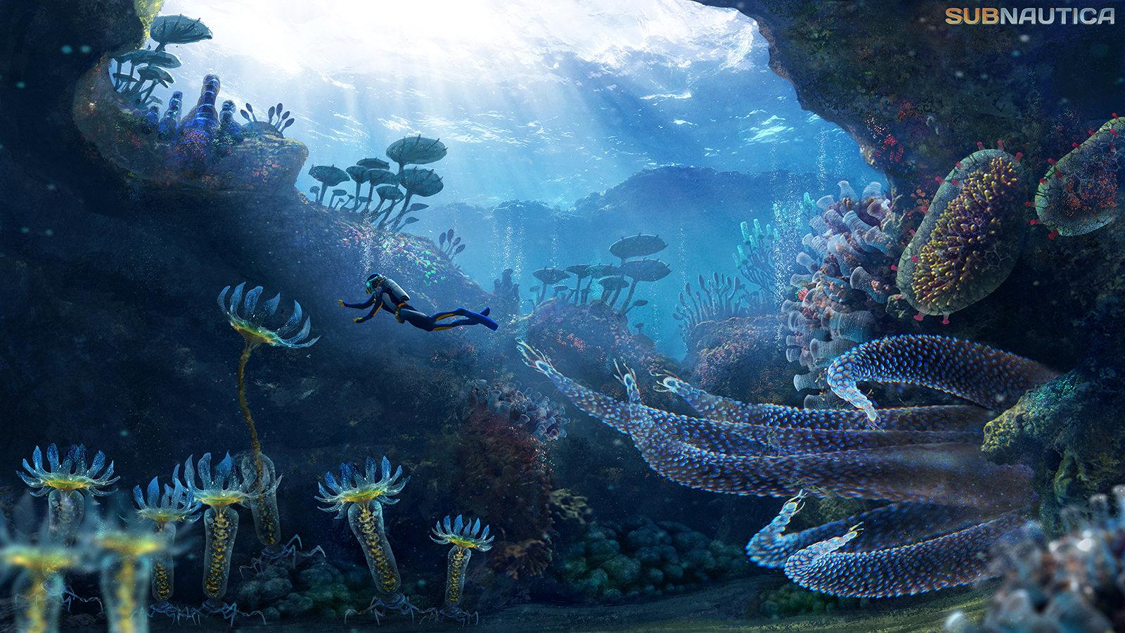 Pat presley patpresley subnautica coralcove