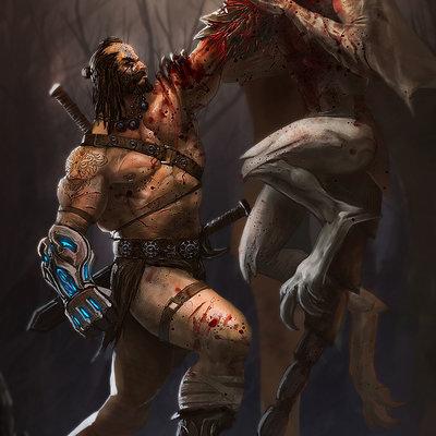 Saad irfan copper warrior