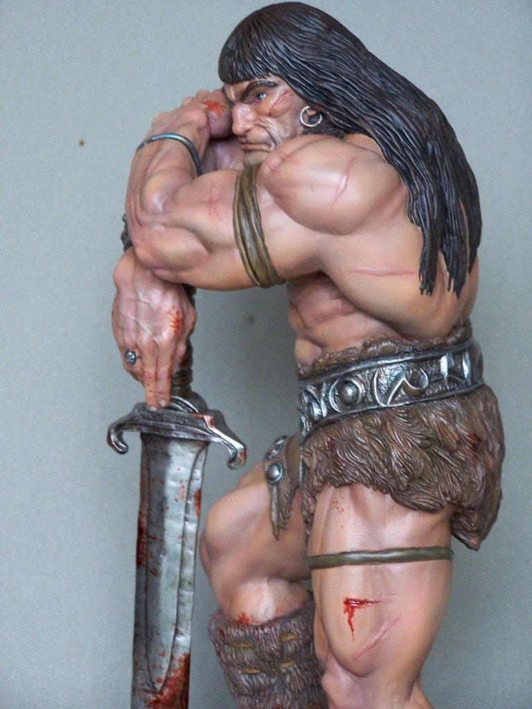 Sheridan doose conan savage snake slayer 8