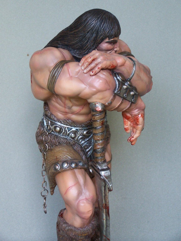 Sheridan doose conan savage snake slayer 9
