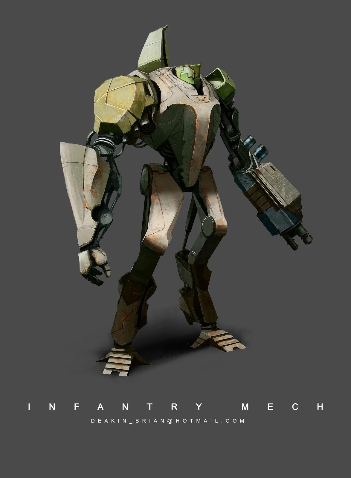 Infantry Mech