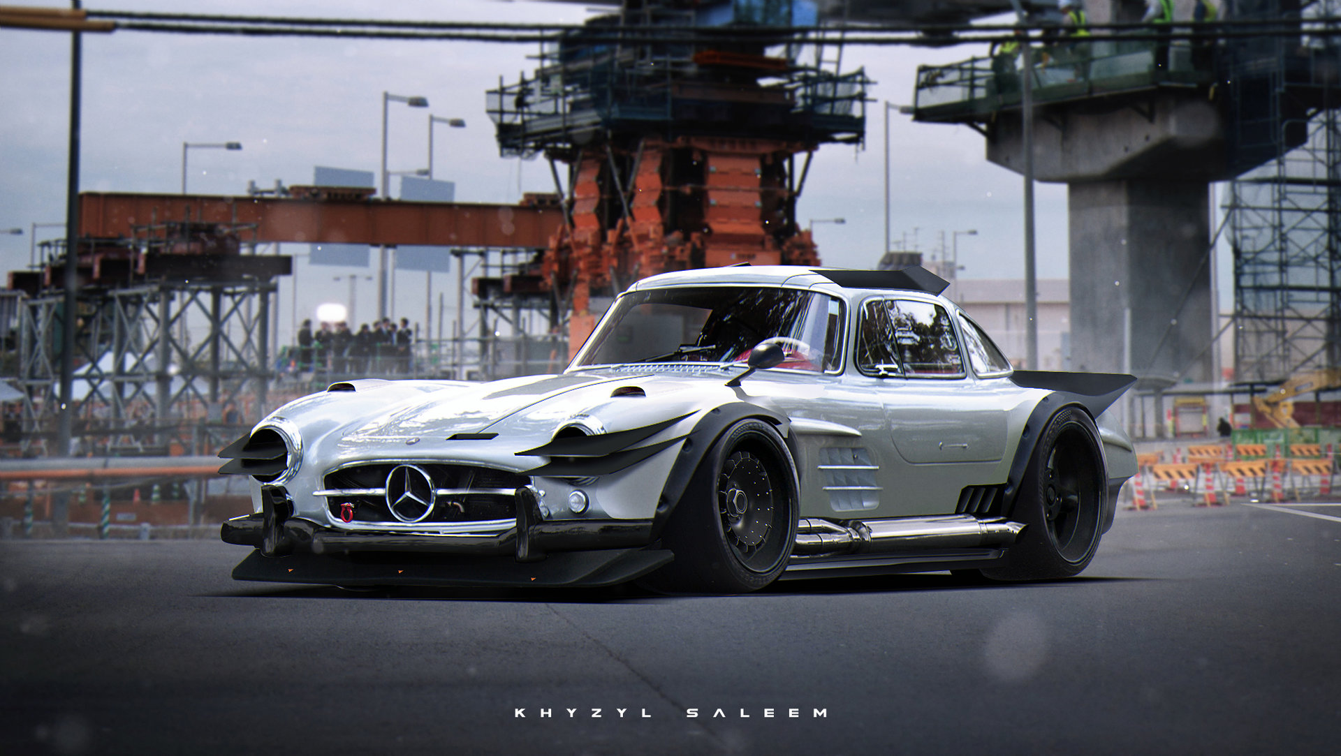 Khyzyl saleem 300sl copy