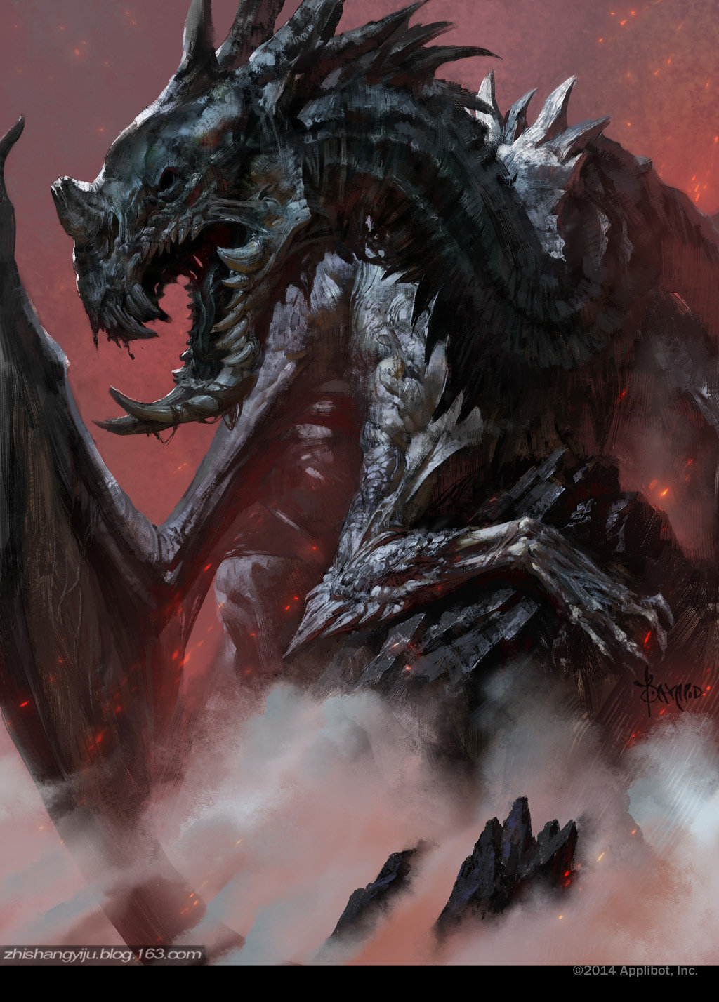 Bayard wu corrupt dragon