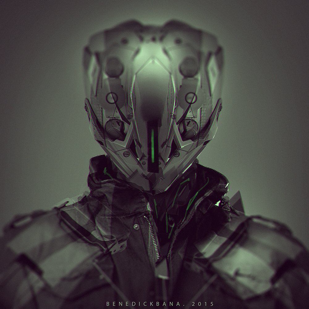 Benedick bana tutorial mech head from ref2 final lores