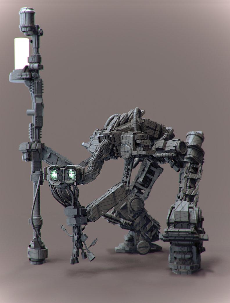 Daniel orive beta2robot2 danitchu