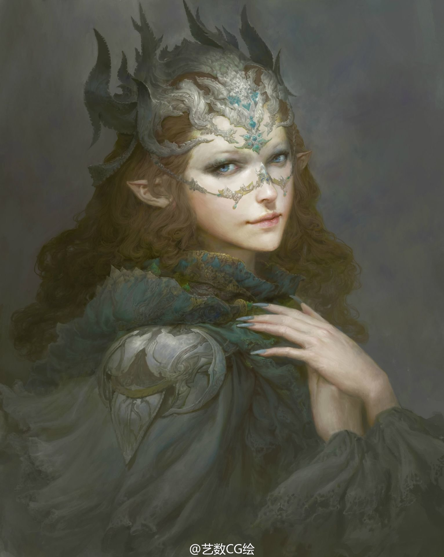 Fenghua zhong the wolf girl