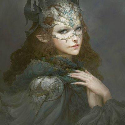 Fenghua zhong the wolf girl