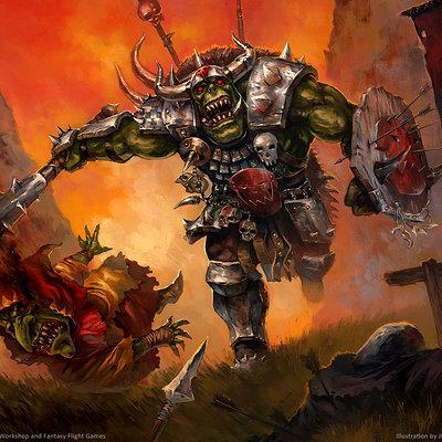 Jb casacop warhammer invasion bloodlust