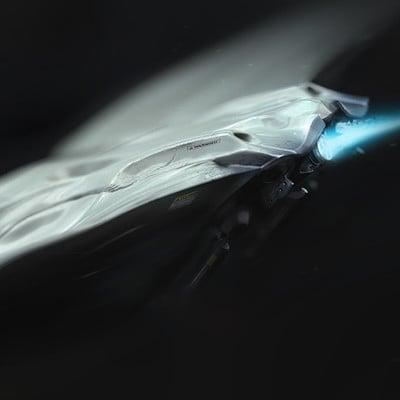 BAT DRONE (PROPULSORS) - C.A.