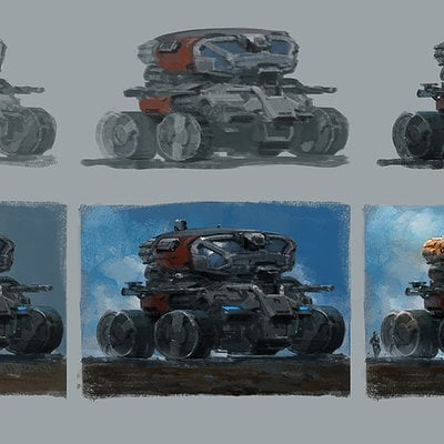 J c park land vehicle concept 001 1