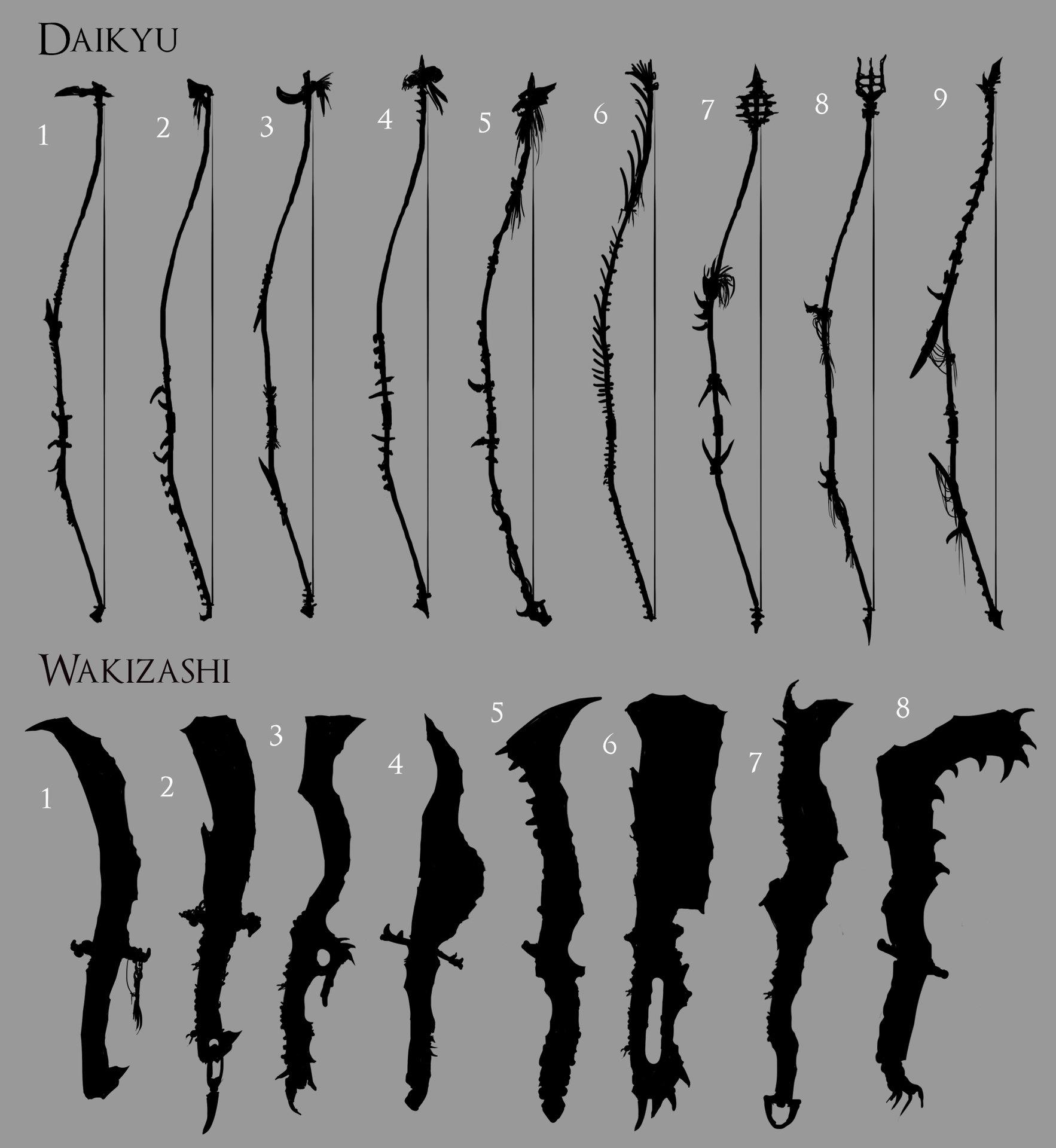 Chenthooran nambiarooran weapons 3