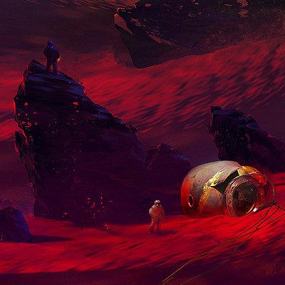 Vitali timkin red planet vagrantdi