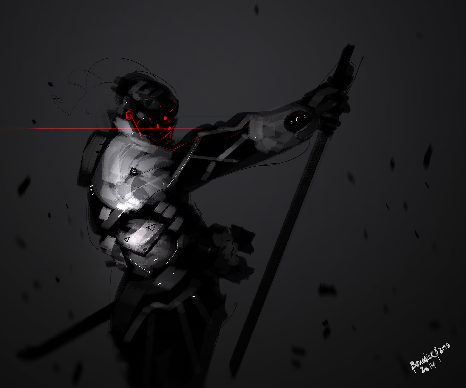 Benedick bana shadow assassin final