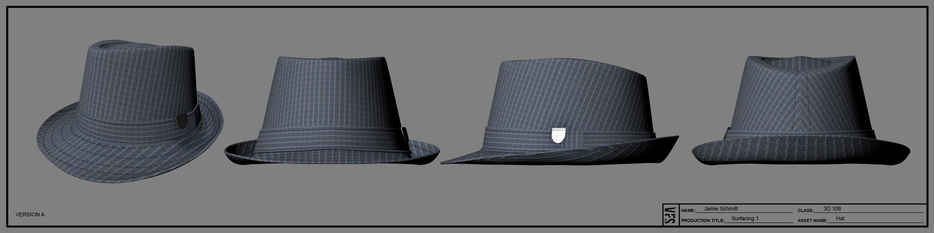 Jamie schmitt 3d108 jamieschmitt stilllife hat textured fin