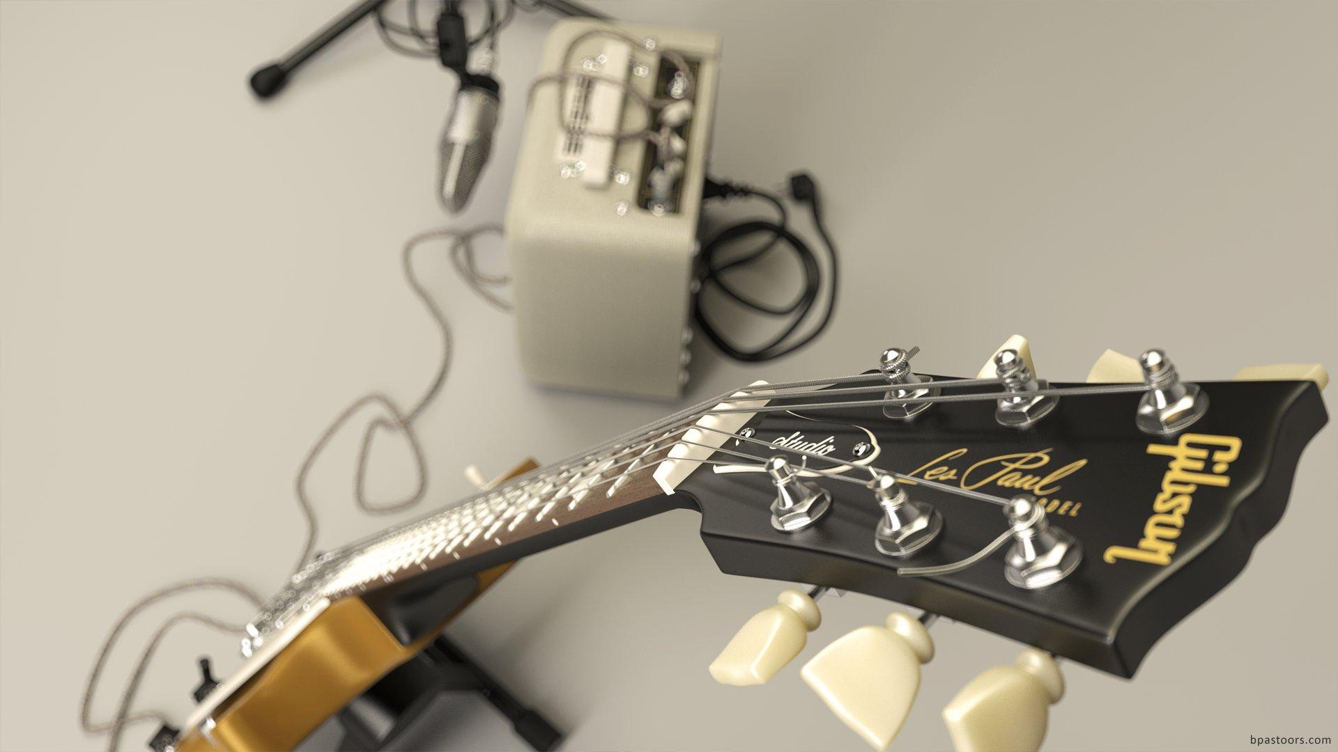 Bastian pastoors musicsetup closeup2 pastoors