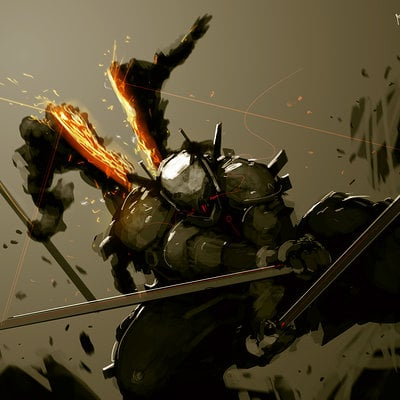 Benedick bana ninja from the future3 final