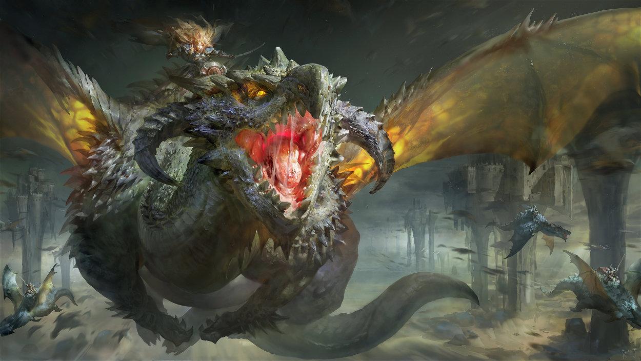 Ruan jia dragons