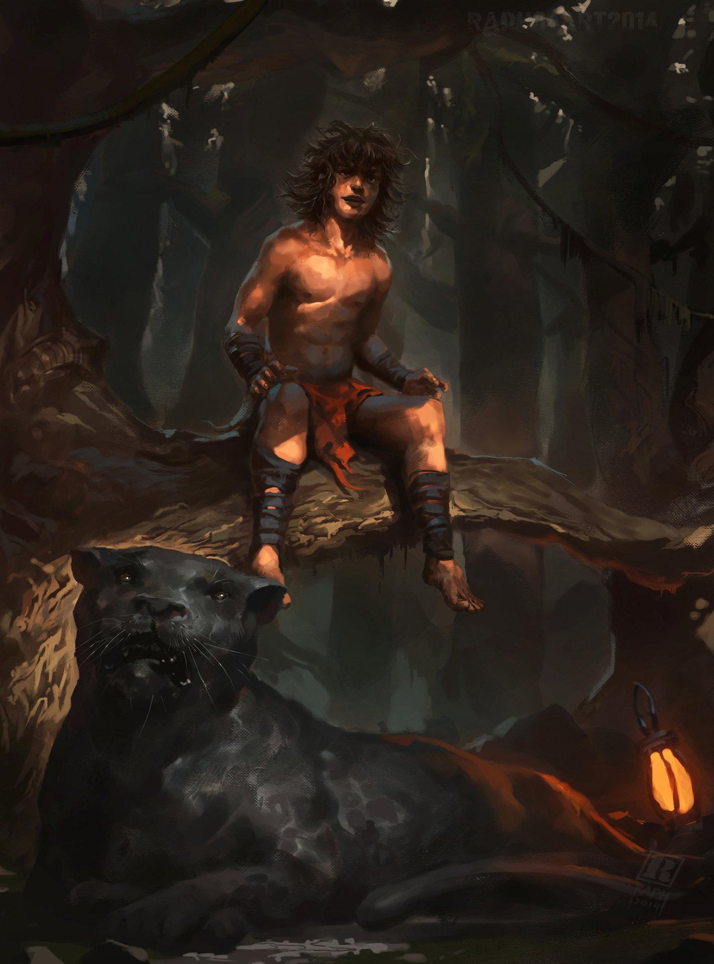Raph lomotan mowgli2b