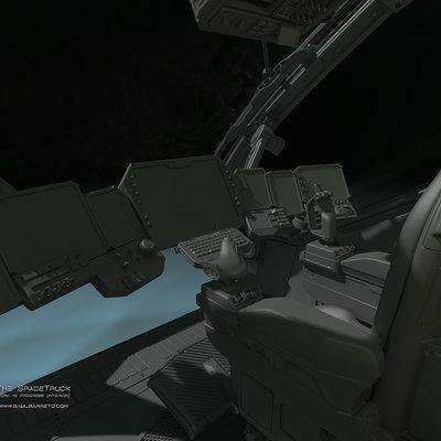 Saul barreto spacetruckinterior 01