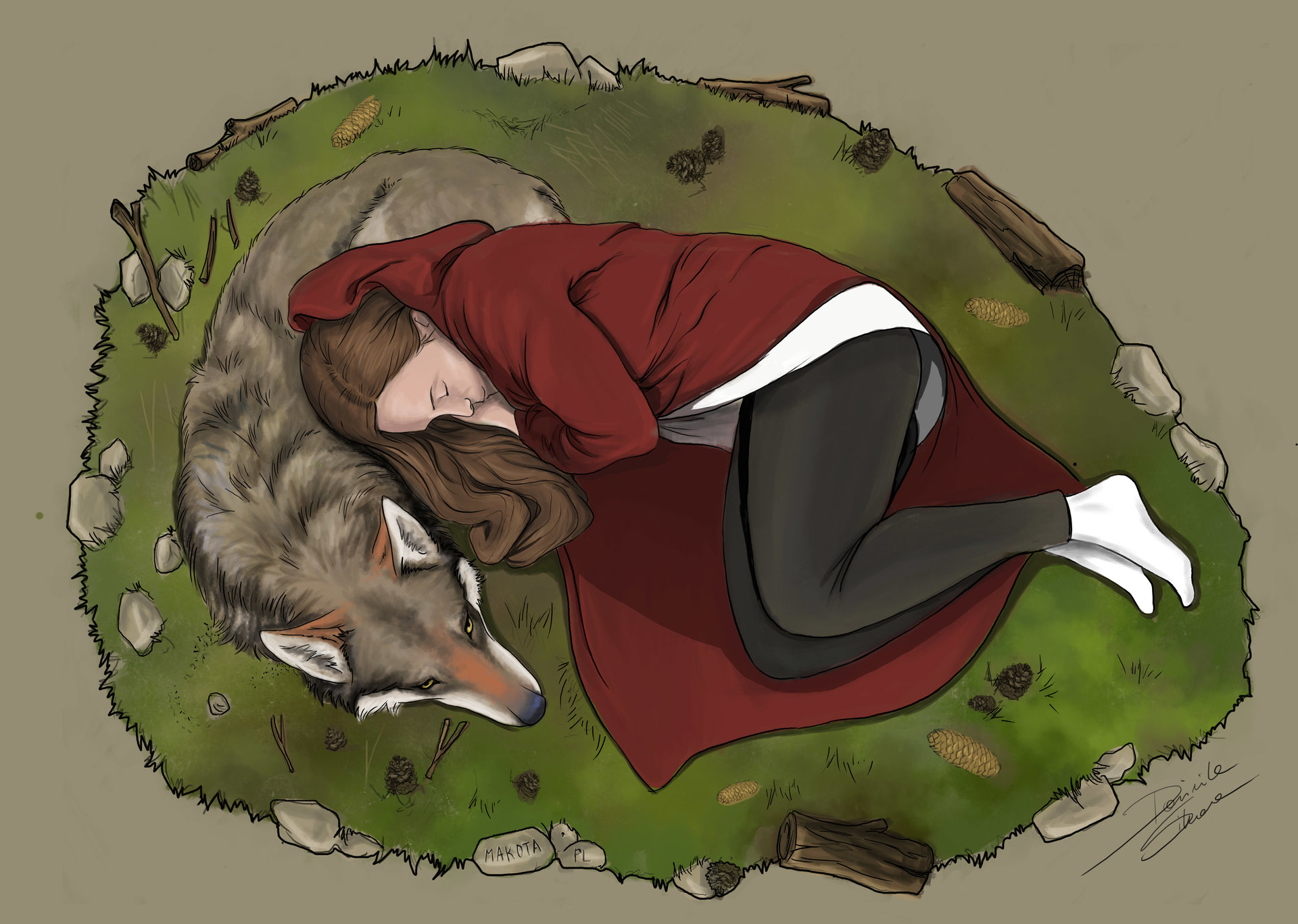 Dominika sikora wolf