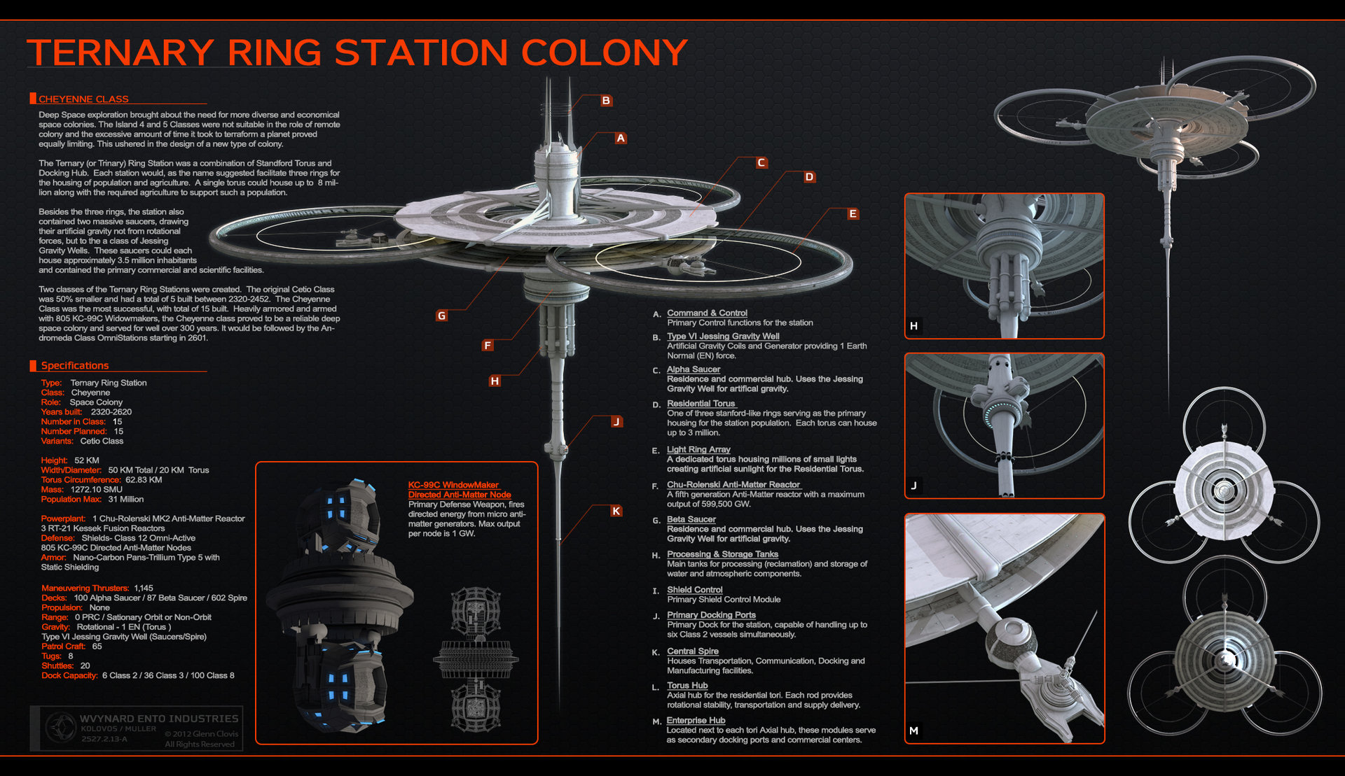Glenn clovis spec sheet ternary ring station by glennclovis d5jj9iq