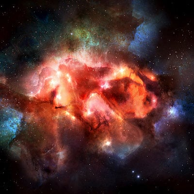 Glenn clovis antetum nebula by tsarye