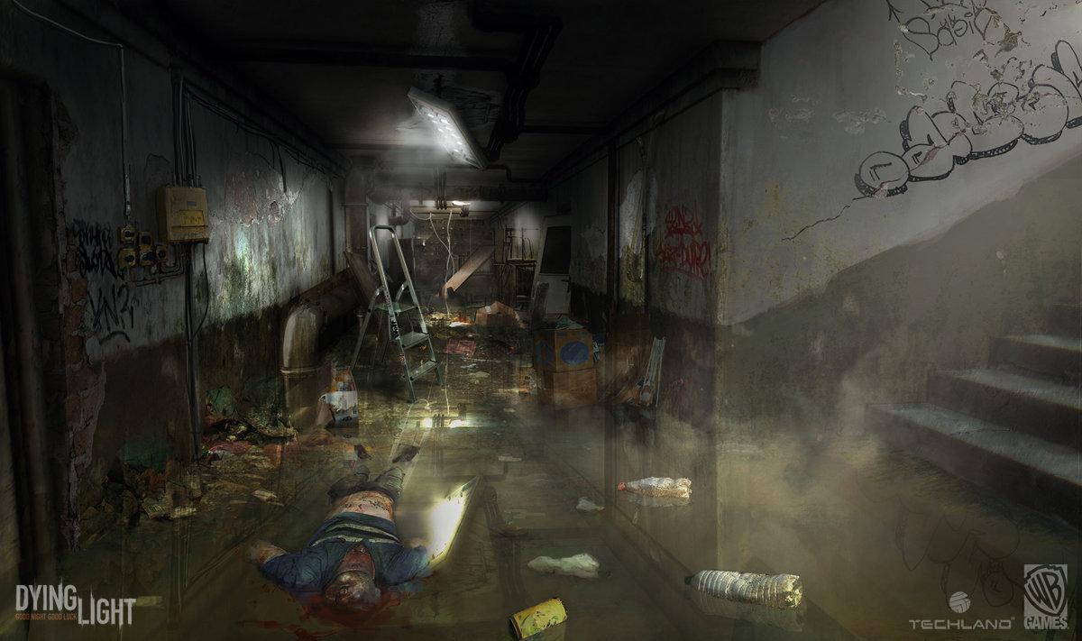 ArtStation - Dying Light concept art 2, Andrzej Dybowski