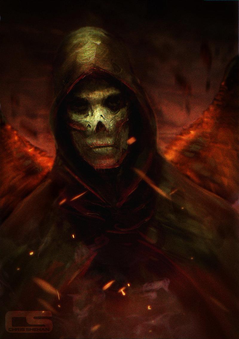 Chris shehan angel of death by zhourules d84n23x