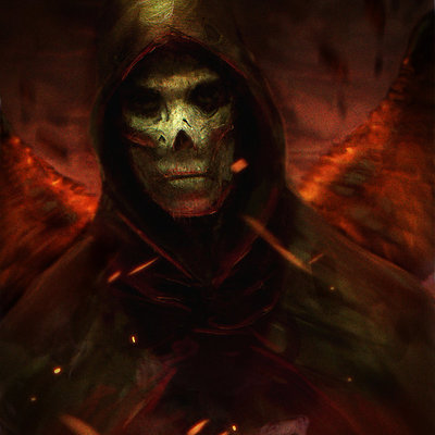 Chris shehan angel of death by zhourules d84n23x