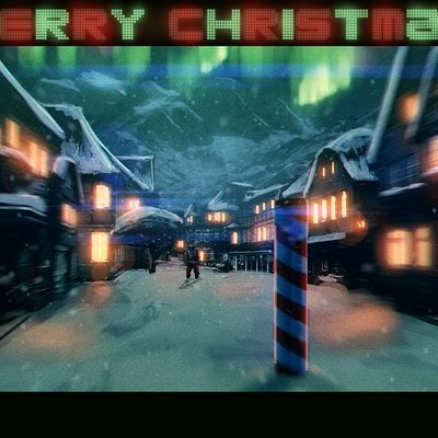 Chris shehan merry christmas by zhourules d6z5syp