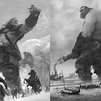 Romain flamand vikingbadasse4