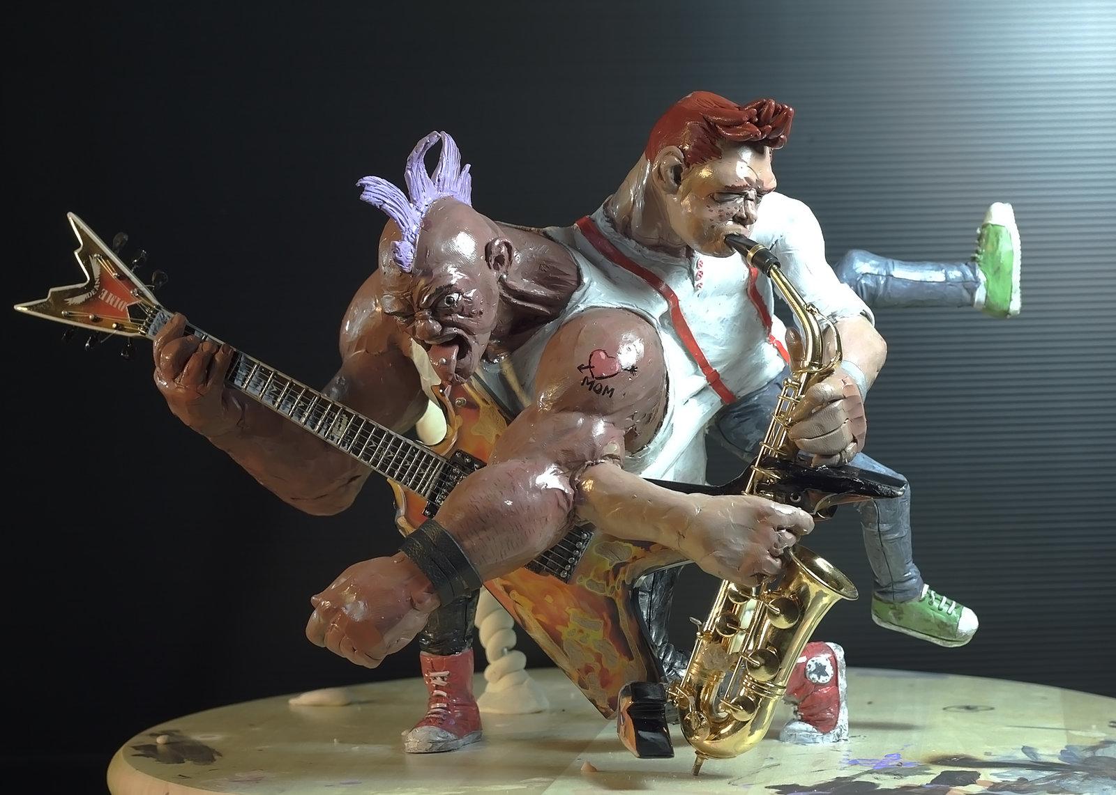 Jazz Heads