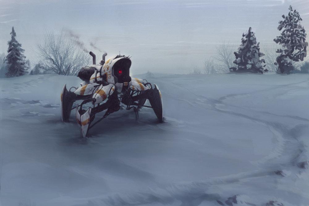Alexander gorisch paint sci fi 11a