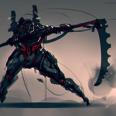 Benedick bana shadow reaper