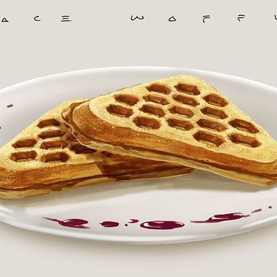 Pat presley waffles
