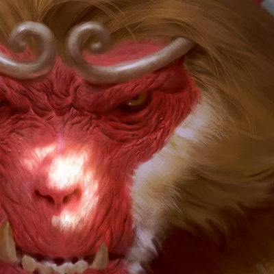 Lius lasahido monkey king final