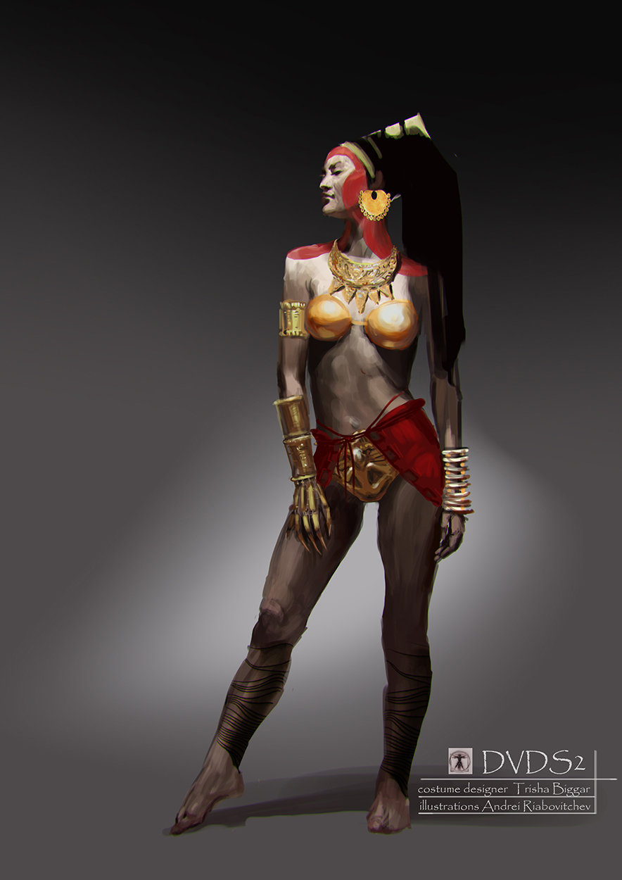 Andrei riabovitchev costume for sungirls v2