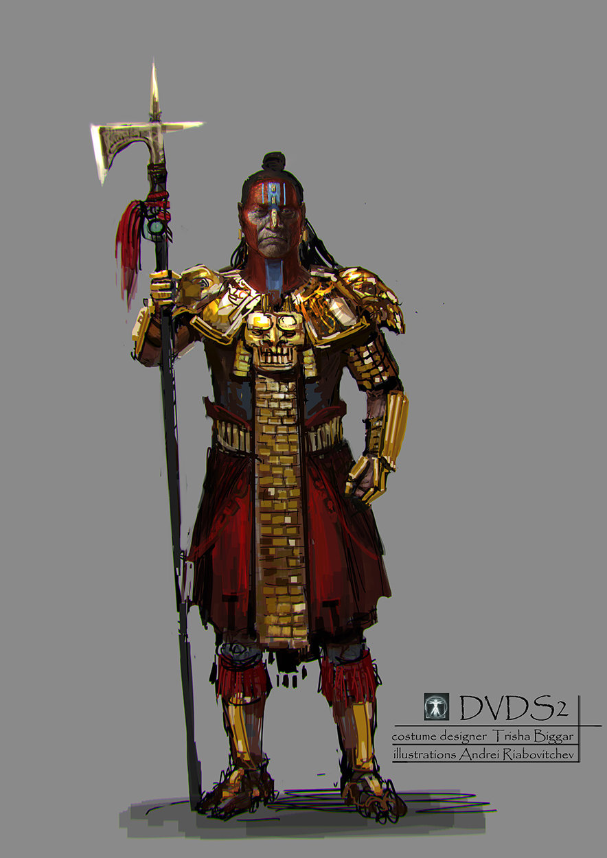 Andrei riabovitchev costume for topa v5