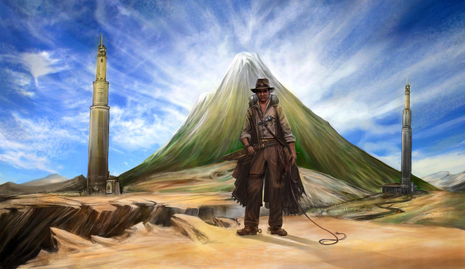 Josiah herman final indianajonesredesign