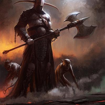 Thomas wievegg executioner