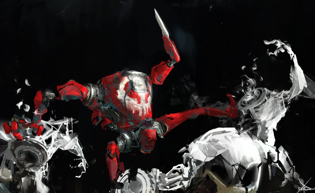 Bot fight