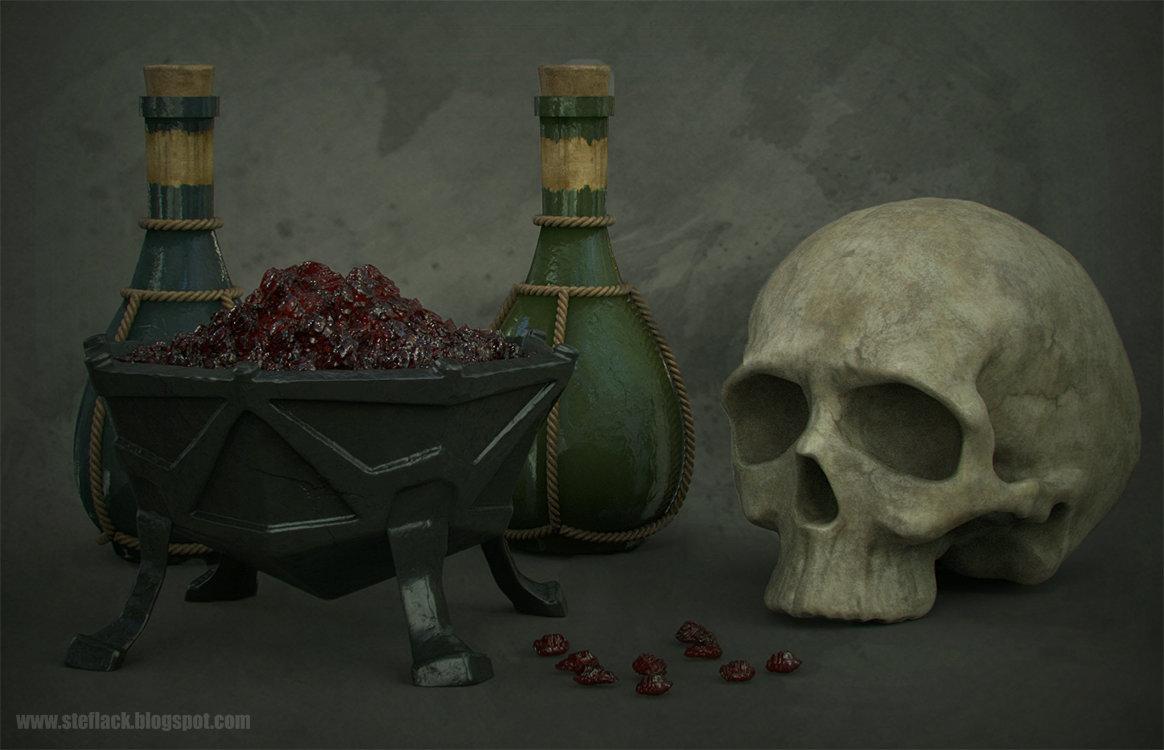 Ste flack potions