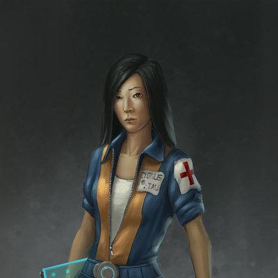 Maja deke the doctor