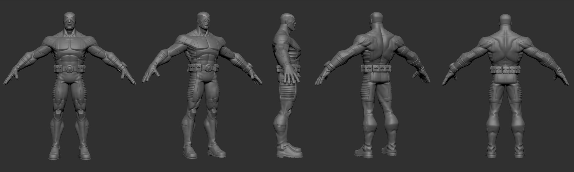 Robert fink xfacecyclops turnaround body