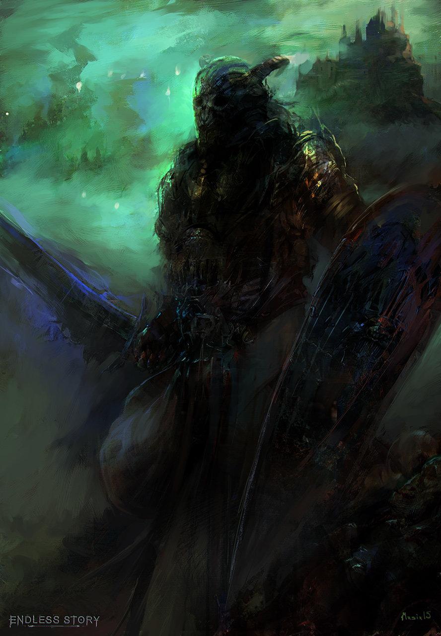Sergey musin guard warrior