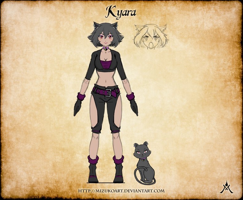 Emma salamanca kyara conceptart