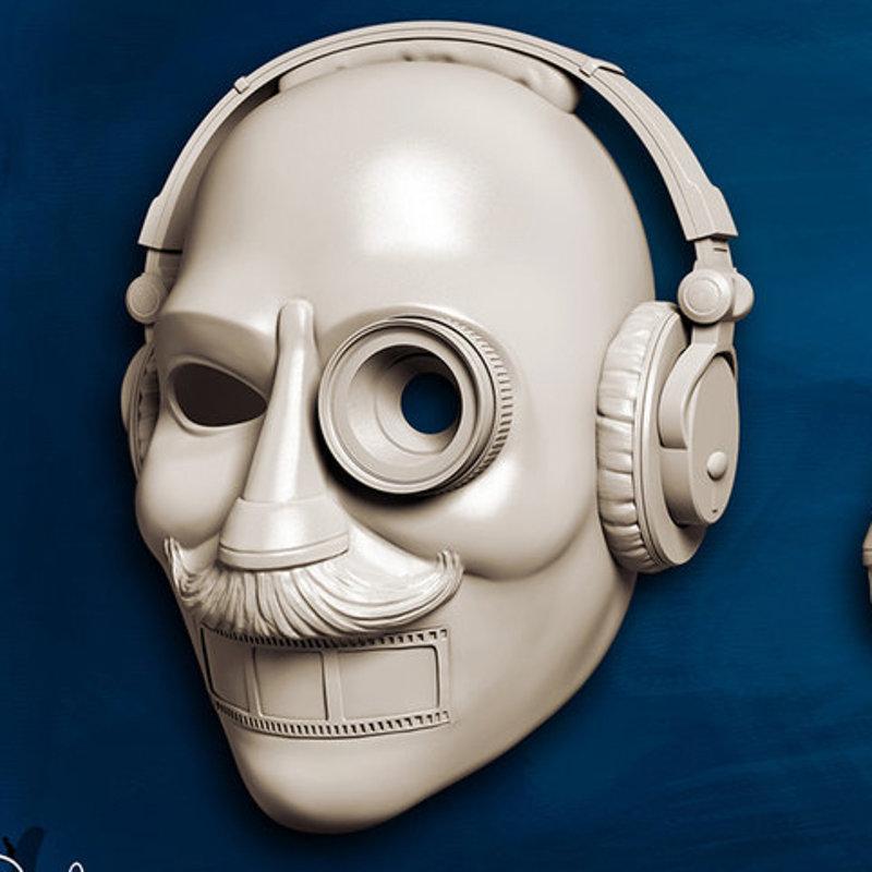 Mask 3D Print