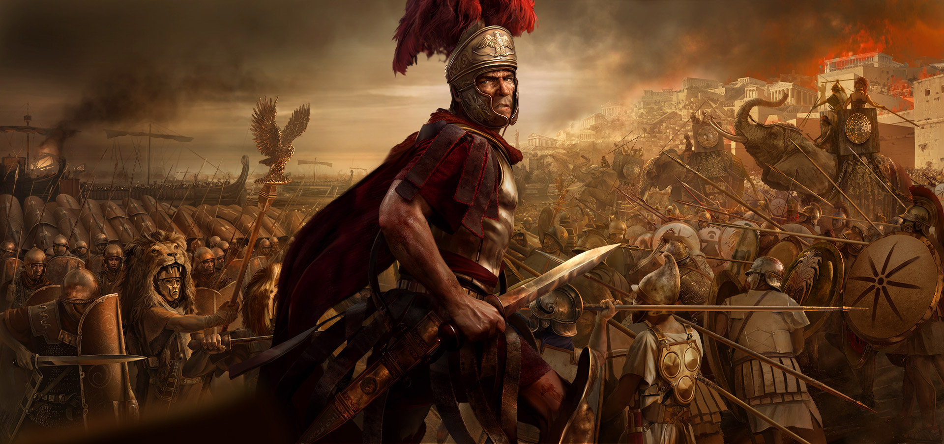 Mariusz kozik siege of carthage