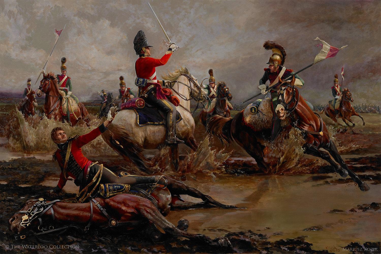 """Waterloo >> Mariusz Kozik - Fall Of Ponsonby R, Fall Of Ponsonby L """"The Waterloo Collection"""""""